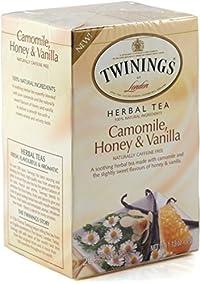 Twinings Camomile, Honey, and Vanilla Tea, 40 Count