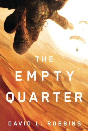 The Empty Quarter (USAF Pararescue Thriller) (Us Quarter State Map)
