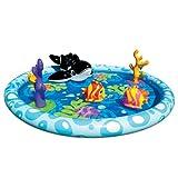 INTEX 57448 - Playcenter Seascape Planschbecken 196 x 51