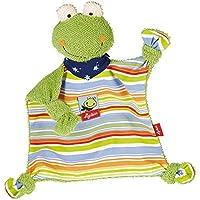 sigikid, Mädchen und Jungen, Schnuffeltuch Frosch, Fortis Frog, 48934 preisvergleich bei kleinkindspielzeugpreise.eu