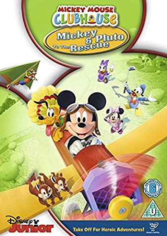 Mickey Mouse Clubhouse - Mickey and Pluto To The Rescue [Import anglais]