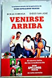 Front cover for the book Venirse arriba by Borja Cobeaga