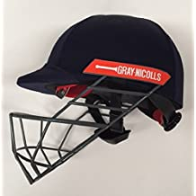 GRAY-NICOLLS Atomic Cricket Helmet with Grill - Navy
