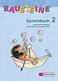 BAUSTEINE Sprachbuch 2003: Sprachbuch 2 LA - Ausgabe BW