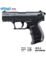 UMAREX - WALTHER - P22 - 0.5J - Ressort