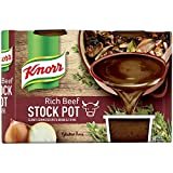 Knorr Rich Beef Stock Pot 8 x 28g (224g)
