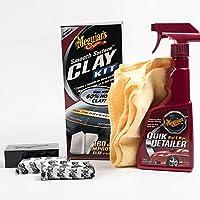 Meguiar's G1016EU Smooth Surface Clay Kit - ukpricecomparsion.eu