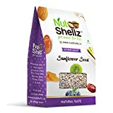 #10: Nutshellz Sunflower Seeds (250 grams) [surajmukhi ke beej] - natural & delicious | 100% quality guaranteed