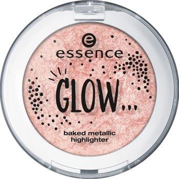 Essence Glow 01 contenido: 5g polvo resaltador metálico