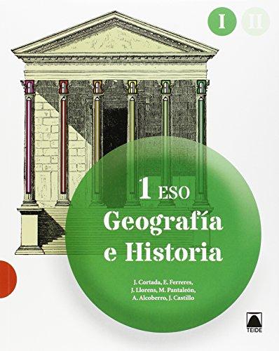Geografía e historia 1º ESO par Jaume Cortada Cortada