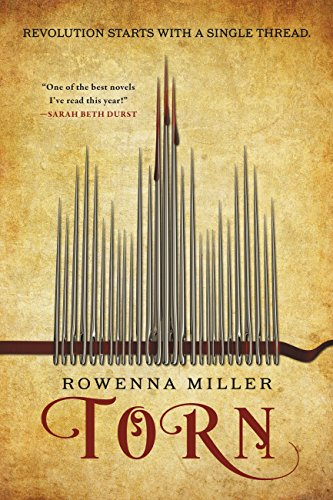 Torn (The Unraveled Kingdom Book 1) (English Edition) di [Miller, Rowenna]