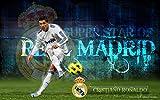 Canvas35 Poster, Motiv Cristiano Ronaldo Real Madrid, glänzend, A1, 84 x 61 cm