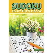 Sudoku Adult Puzzle Book Volume 5