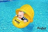 Perfect Pools Offizielle Kleinkind Orange Sitz, Kinderschwimmbecken