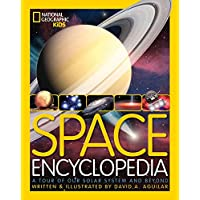 Space Encyclopedia: A Tour of Our Solar System and Beyond [By David A. Aguilar] - [Hardcover] -Best sold book in-Encyclopaedias