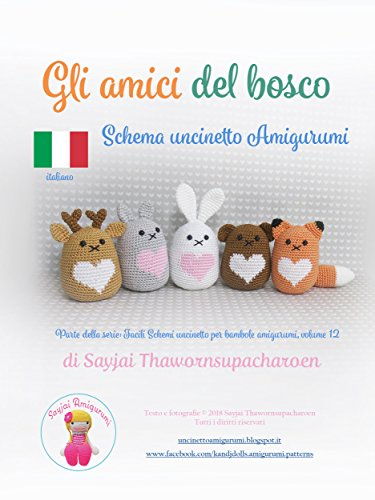 Orsetto facile ad amigurumi - tutorial uncinetto - YouTube | 500x375