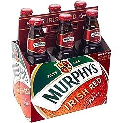 Murphy's Cerveza - Paquete de 6 x 330 gr - Total: 1980 gr