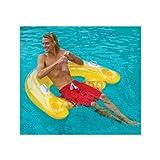 Enlarge toy image: Intex Sit n Float swimming pool lounger float ring
