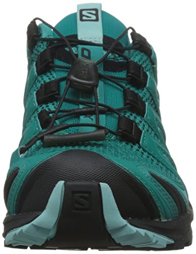 Salomon L39327000, Chaussures de Course de Trail Femme Bleu (Blue)