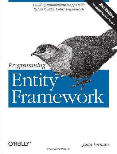 Programming Entity Framework por Julia Lerman