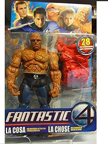 Fantastic four - Les 4 fantastiques Figurine : La Chose ou La Torche ou Mr Fantastic - Modèle