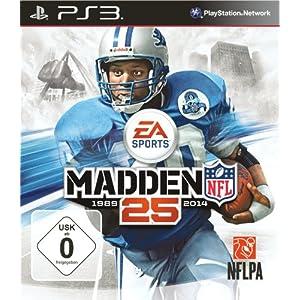 Madden NFL 25 – [PlayStation 3]