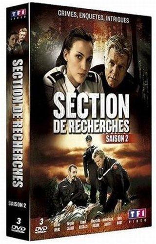 Section de recherches - Saison 2