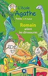 Romain adore les dinosaures