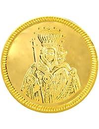 Joyalukkas 4 gm, 22KT Yellow Gold Coin