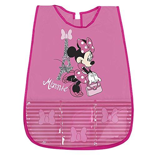 PERLETTI Delantal Infantil Disney Minnie Niña - Bata