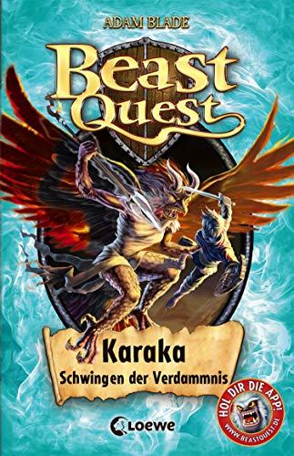Beast Quest - Karaka  Schwingen der Verdammnis  Bd. 51