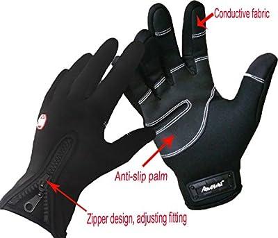 Andyshi Herren touchscreen handschuhe f¨¹r den winter im handschuh smartphone von Andyshi - Outdoor Shop