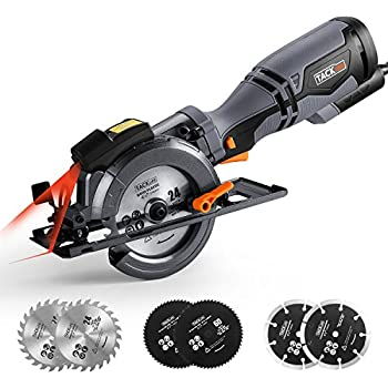 Circular saw 710w 3500 rpm tacklife tcs115a adjustable cutting circular saw 710w 3500 rpm tacklife tcs115a adjustable cutting depth 0 43mm and greentooth Image collections