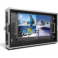 "Lilliput BM15015.6"" LED Monitor HD 4K 3840x 2160 SDI, HDMI, DVI, VGA mit TARION Reinigungstuch"