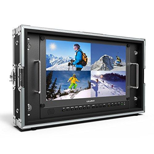 Lilliput BM15015.6' LED Monitor HD 4K 3840x 2160 SDI, HDMI, DVI, VGA mit TARION Reinigungstuch