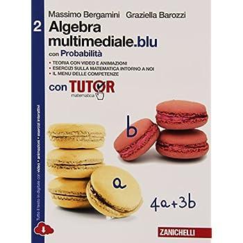 Algebra Multimediale.blu Con Probabilità 2 Con Tutor