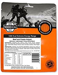 Expedition Foods Carne y patatas Hotpot freeze-dried Alimentos–Naranja, 1000kcal