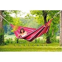 Amazonas AZ-1951000 Salsa fuego Amaca - Singola Corda Di Cotone