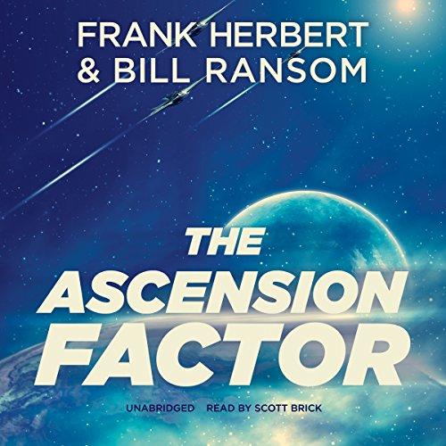 The Ascension Factor  Audiolibri