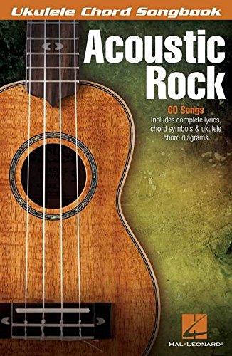 Acoustic Rock Ukulele Chord Songbook Uke SngBK BK (Ukelele Chord Songbook)
