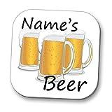 Personalised Coaster - Beer!