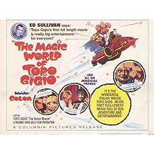 The Magic World of Topo Gigio Poster (11 x 14 Inches - 28cm x 36cm) (1965) Style A