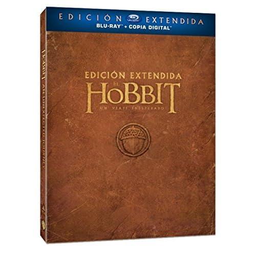 El Hobbit: Un Viaje Inesperado - Edición Extendida (BD) [Blu-ray] 9