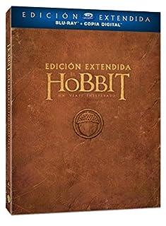El Hobbit: Un Viaje Inesperado - Edición Extendida (BD) [Blu-ray] (B00ECZDWZY) | Amazon price tracker / tracking, Amazon price history charts, Amazon price watches, Amazon price drop alerts