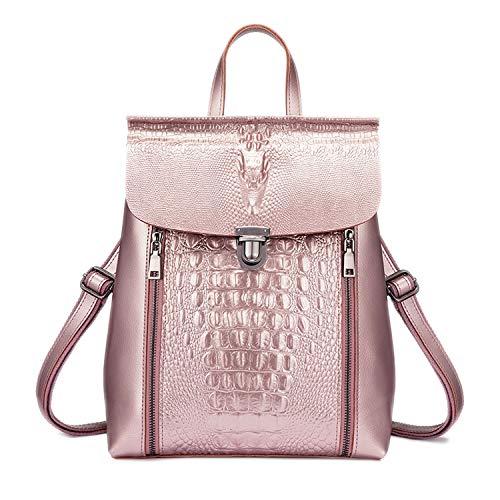 whale-fall, Damen Daypack, Pearl Pink (Pink) - 418-xP_4L2T4h3IFNzrq7D3v
