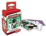 Cartamundi SHUFFLE GO by Carte da gioco per bambini, gioco di società, tascabile e da viaggio - Monopoly Deal