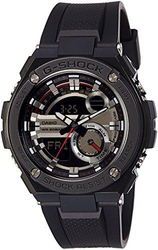 Casio Pour des hommes Watch G-SHOCK G-STEEL montre GST-210B-1A