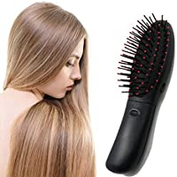 Preisvergleich für Msmask New Women Beauty Hair Straightener Comb Electric Brush Massager Home Salon