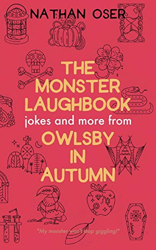 The Monster Laughbook: Jokes and More from Owlsby in Autumn (English Edition)
