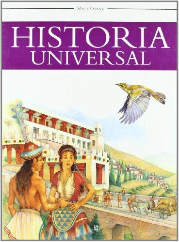 Historia universal - saber y conocer